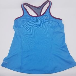 Nike Athletic Tank Top Size M